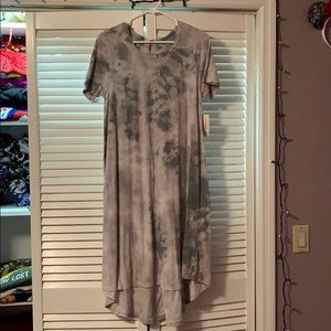 UNICORN! Tie Dye Carly! NWT
